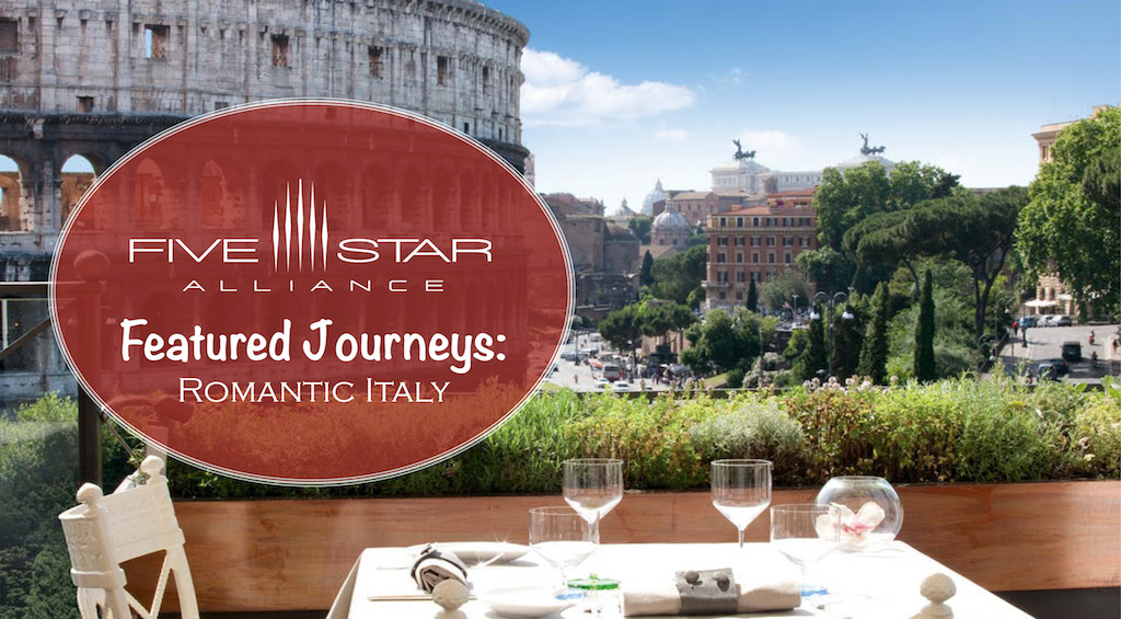 Featured Journeys: Romantic Trip Through Italy