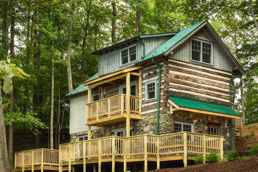 Cottontail Pinnacle Cottage at the Lodge and Cottages at Primland
