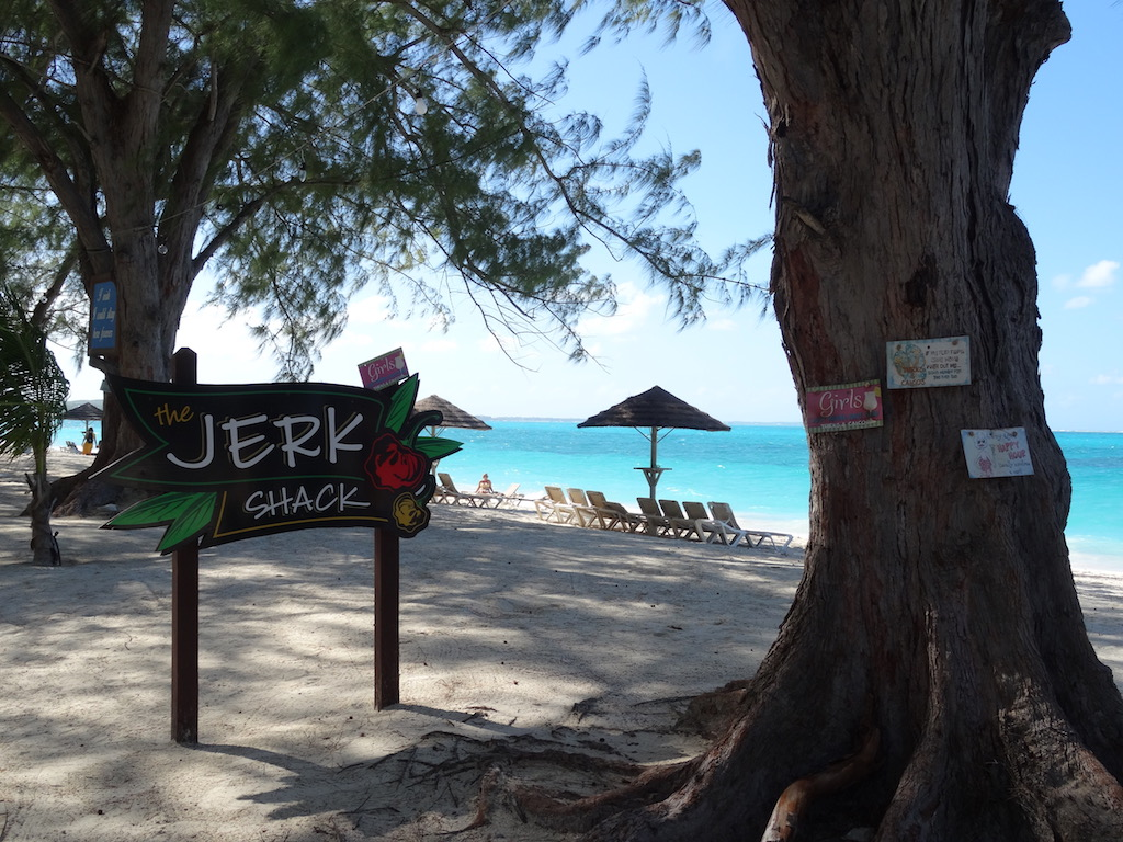The Jerk Shack at Beaches Turks and Caicos