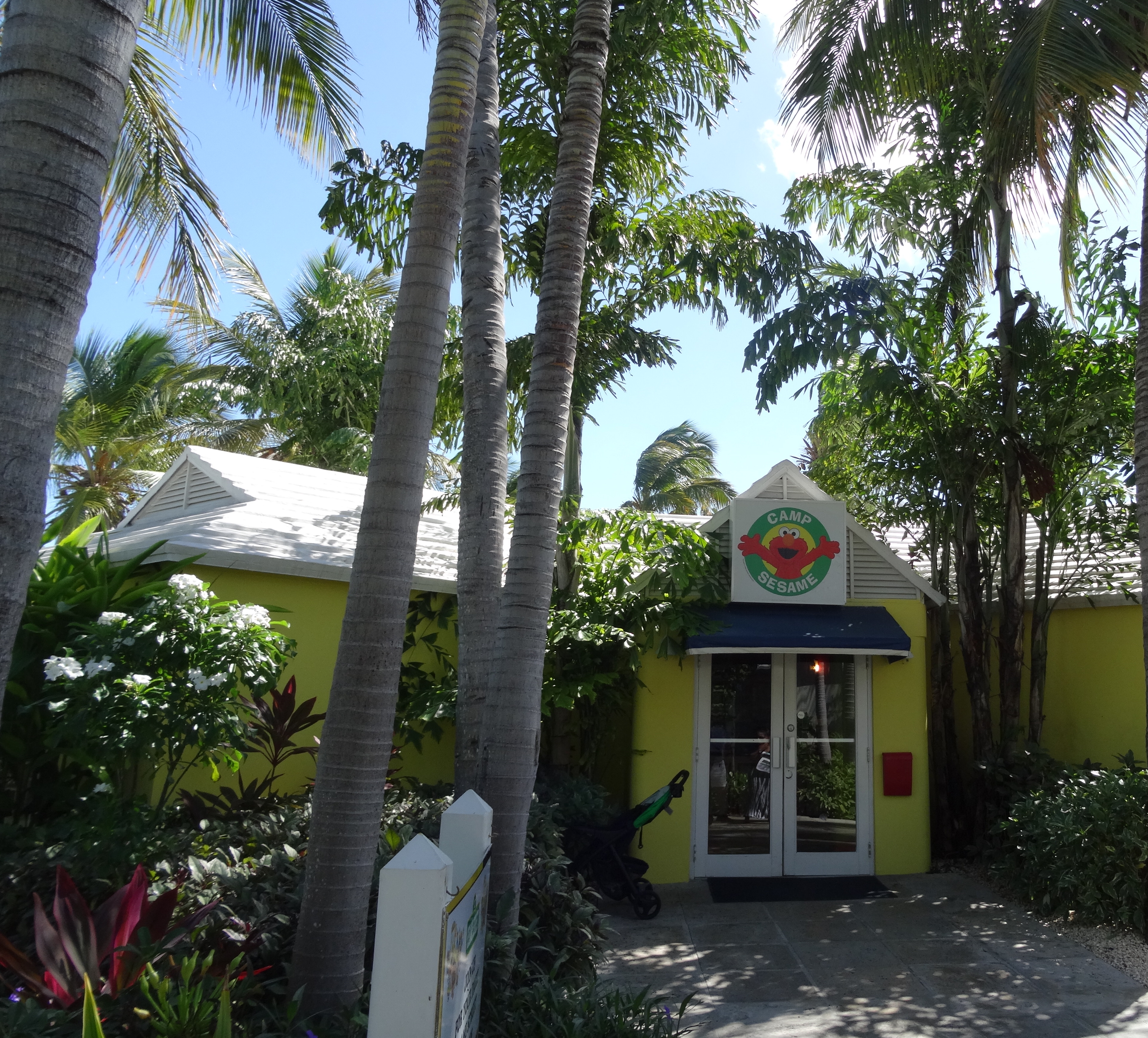 Camp Sesame at Beaches Turks and Caicos