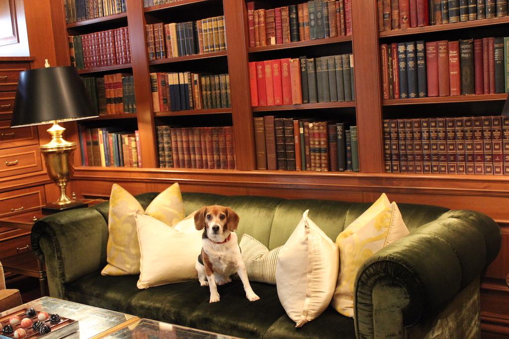 Monti of The Jefferson Hotel Washington D.C.