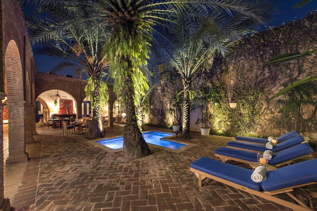 Royal Suite Pool at Casas del XVI