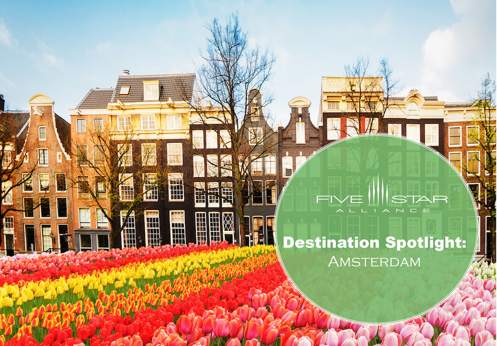 Destination Spotlight: Amsterdam