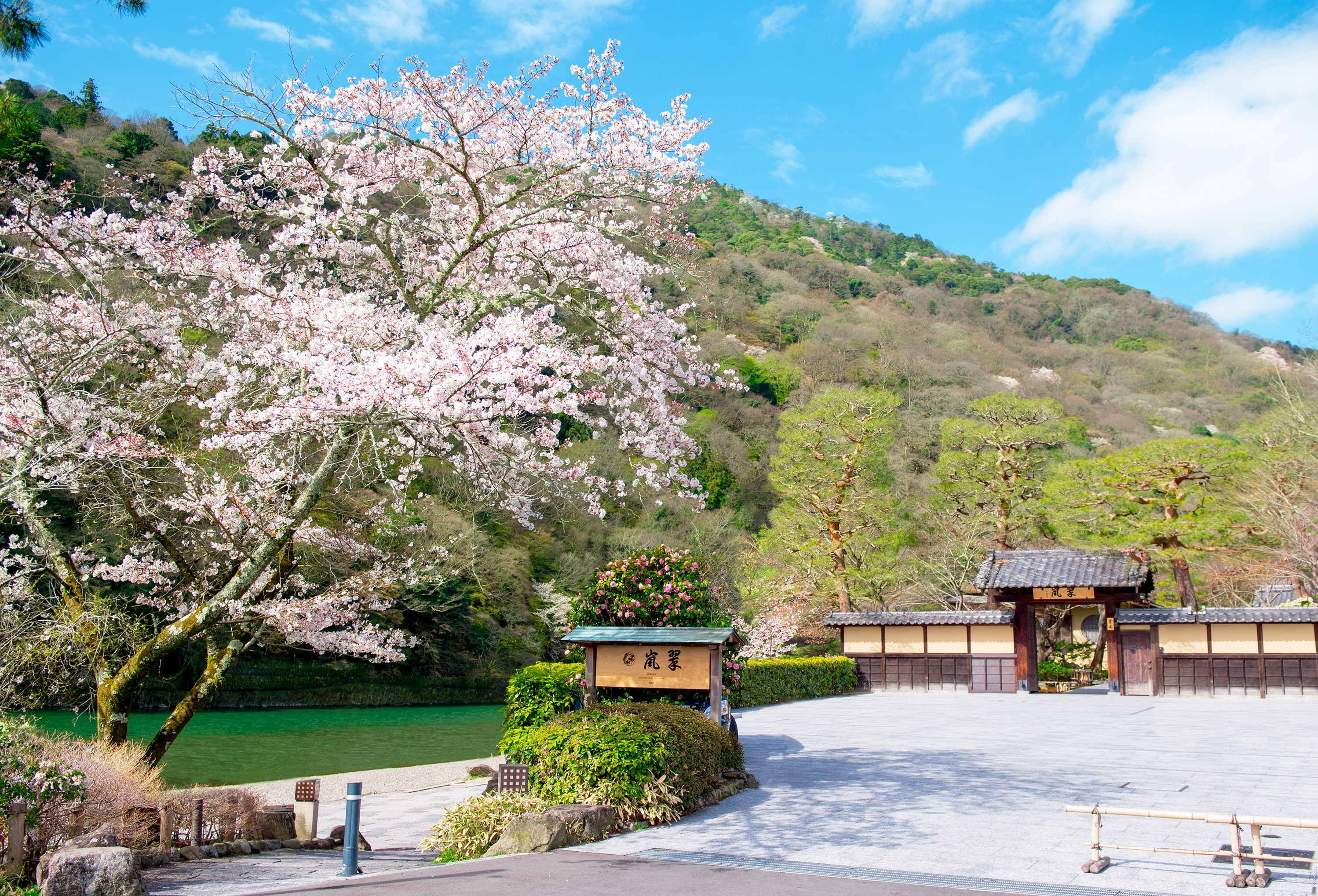 Springtime at Suiran, a Luxury Collection Hotel