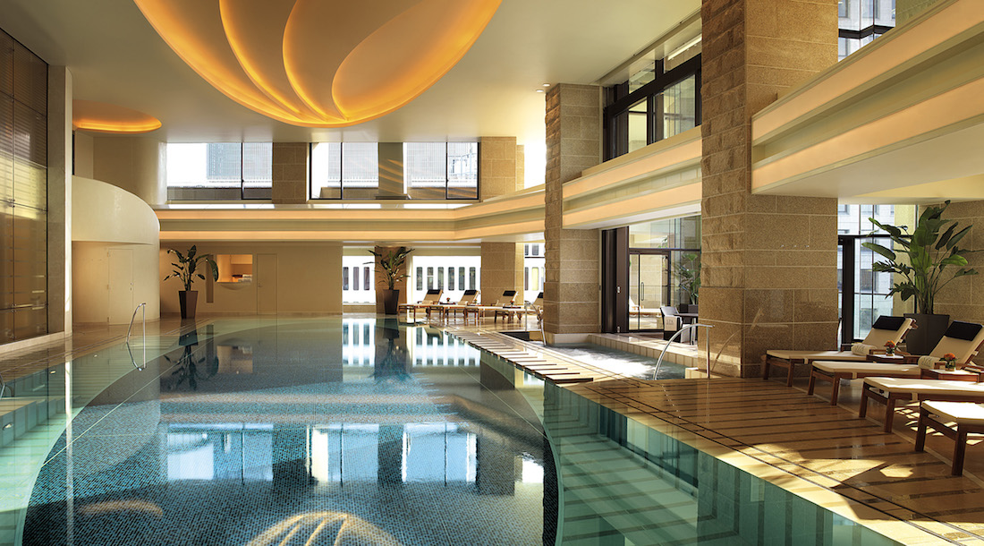 The Pool at The Peninsula Tokyo