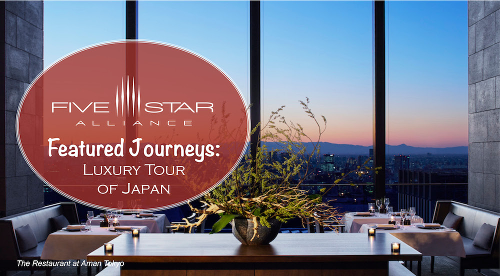 Featured Journeys: Luxury Tour of Japan
