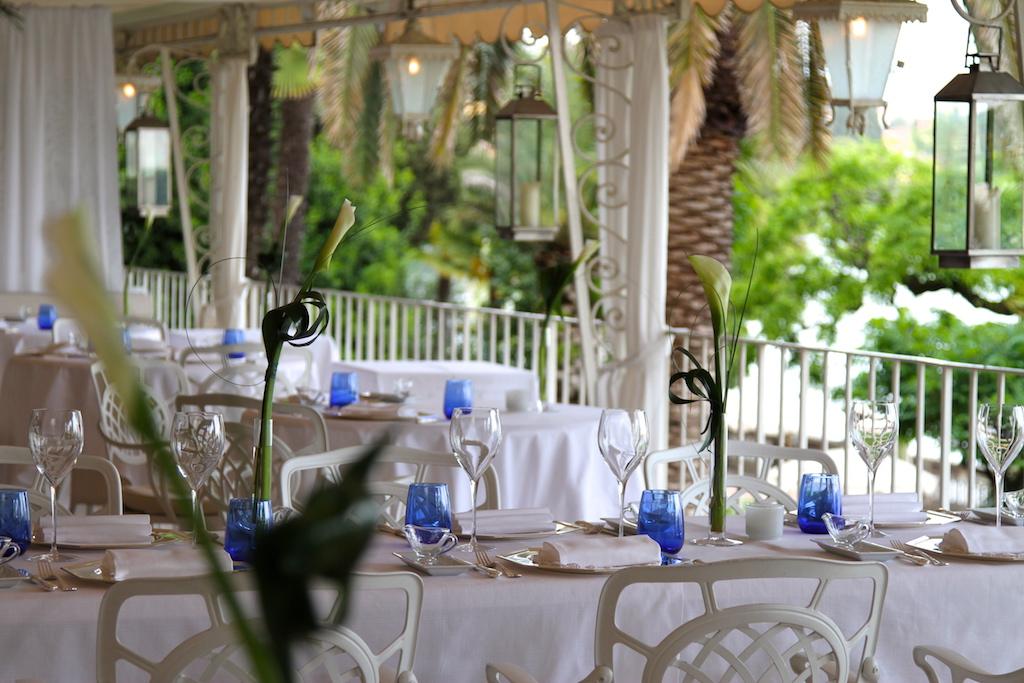 Il Fagiano Ristorante Exterior at Grand Hotel Fasano