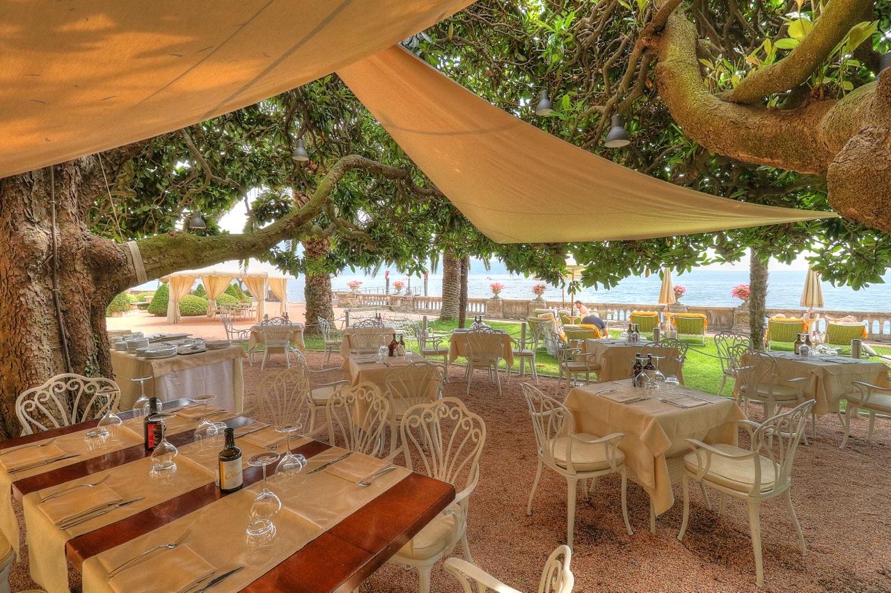 Ristorante Magnolia at Grand Hotel Fasano