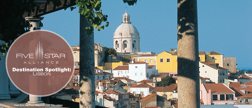 Destination Spotlight: Lisbon