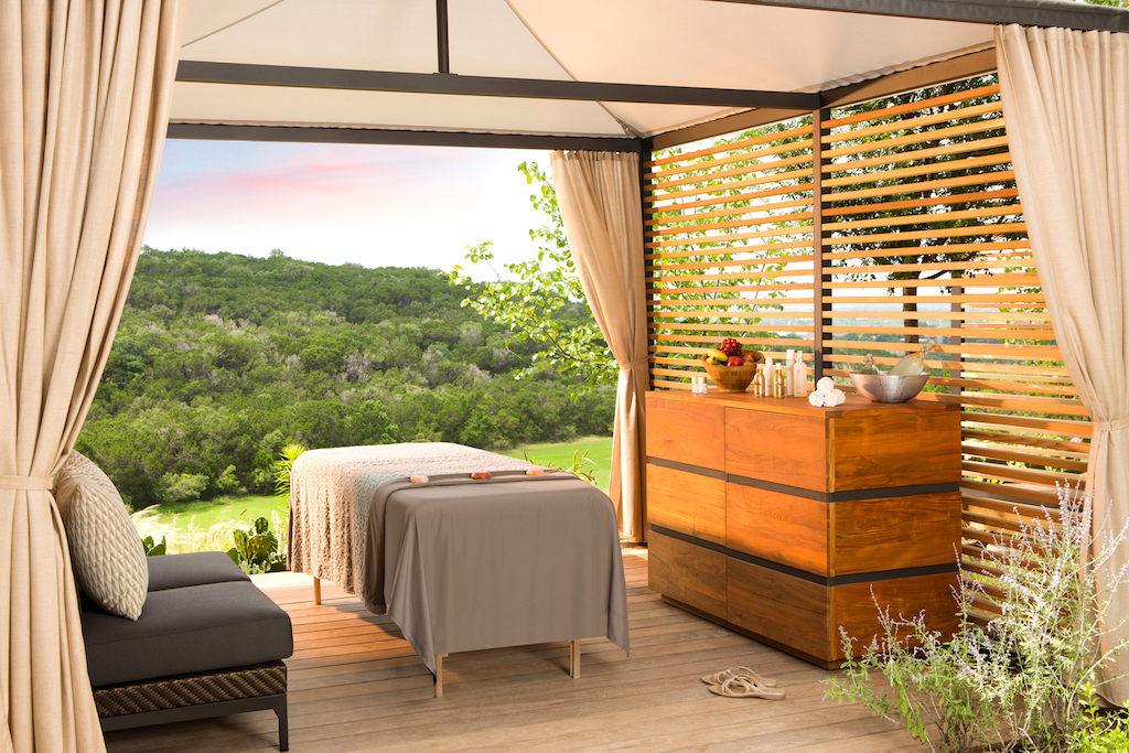 Loma de Vida Spa Cabana at La Cantera Resort