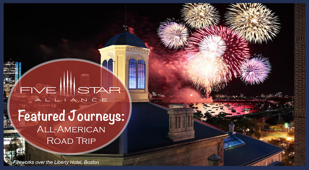 Featured Journeys: All-American Patriotic Road Trip