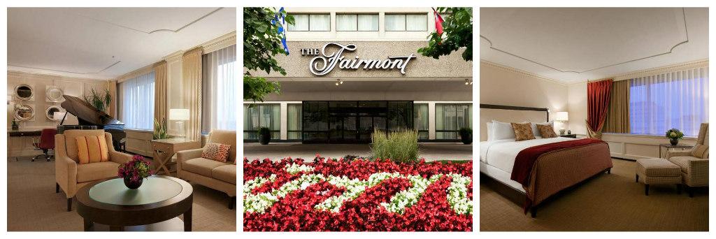 Fairmont Winnipeg Royal Alexandra Suite
