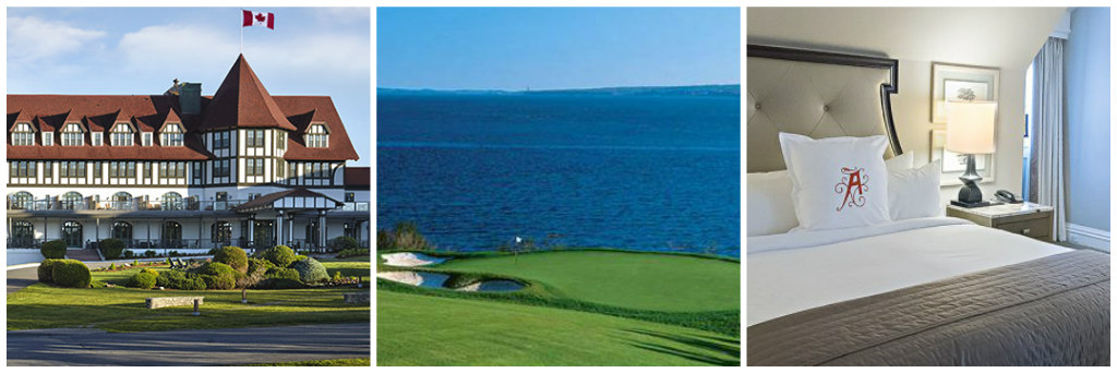The Algonquin Resort with One Bedroom Suites and the Algonquin Golf Course