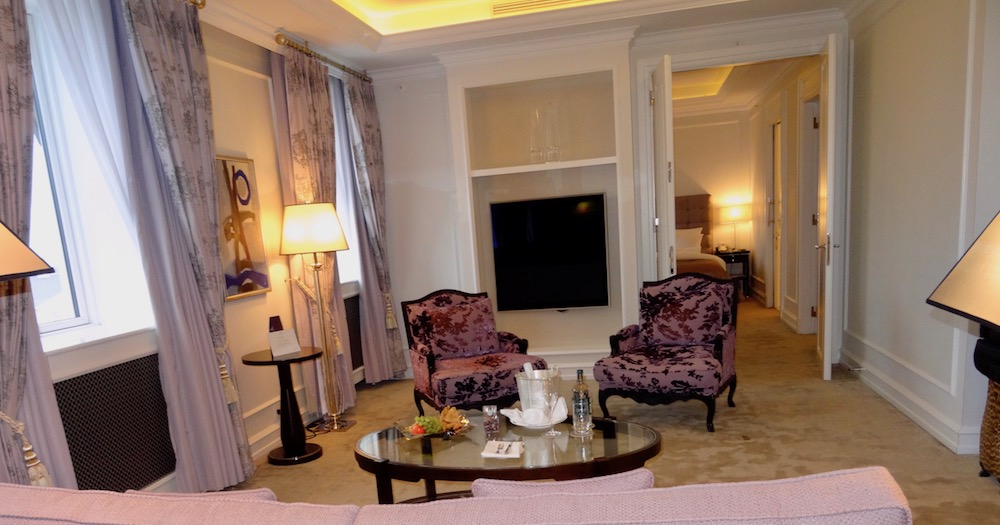 One Bedroom Suite at Hotel D'Angleterre Copenhagen
