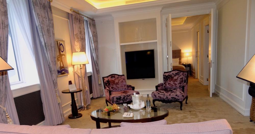 One Bedroom Suite at Hotel D'Angleterre Copenhagen