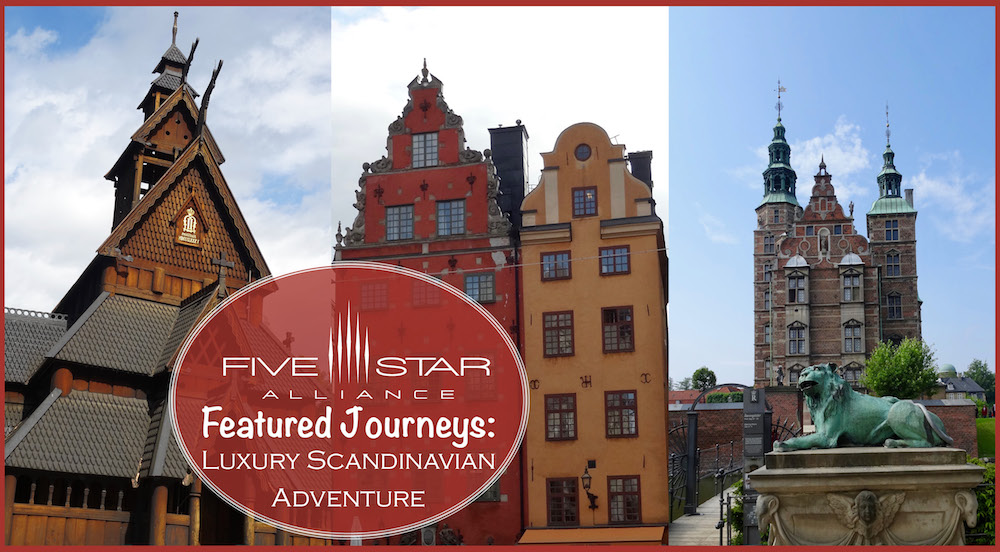 Featured Journeys: Luxury Scandinavian Adventure