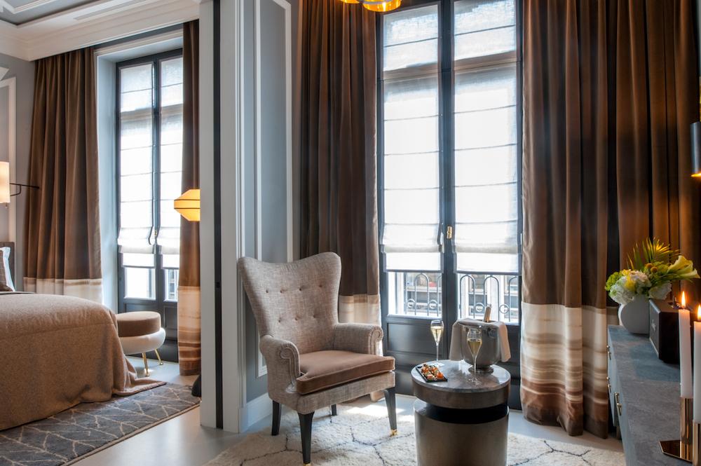 Superior Guest Room at Nolinski Paris