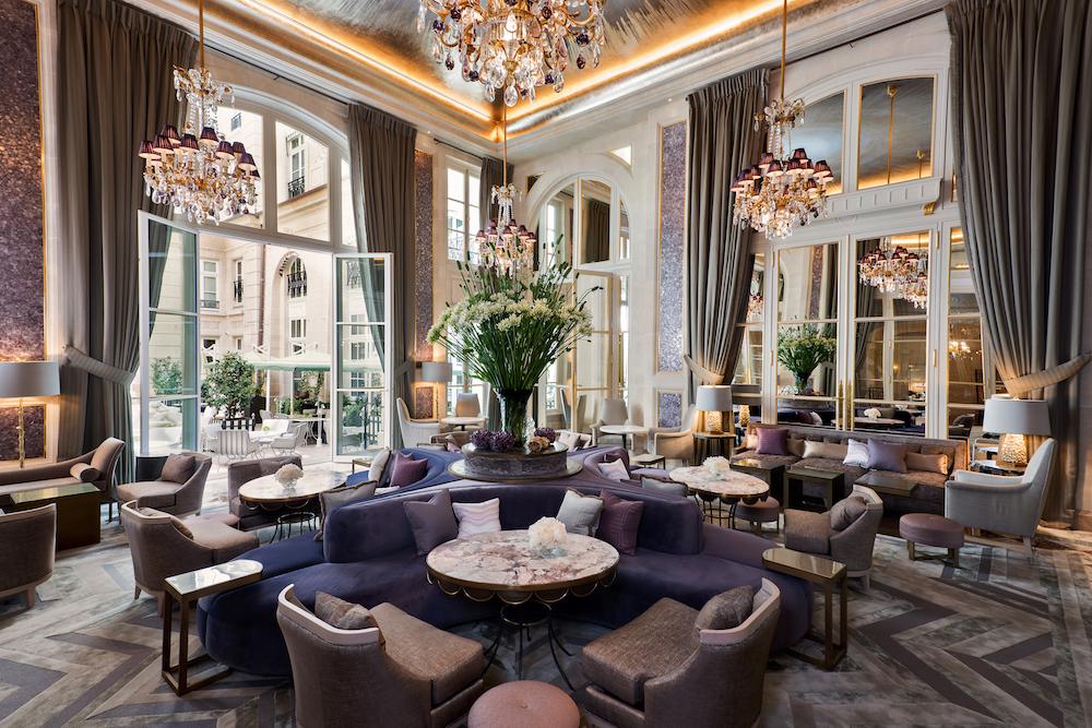 Jardin d'Hiver at Hotel de Crillon