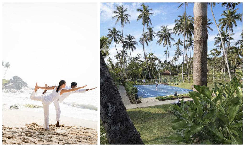 Activities at Anantara Tangalle Peace Haven Resort
