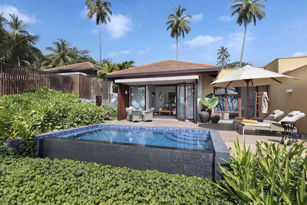 Beach Pool Villa at Anantara Tangalle Peace Haven Resort