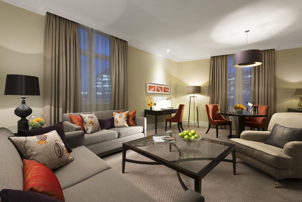 Two Bedroom Suite at Taj 51 Buckingham Gate