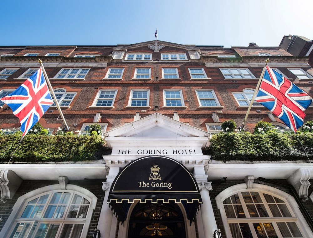The Goring Exterior
