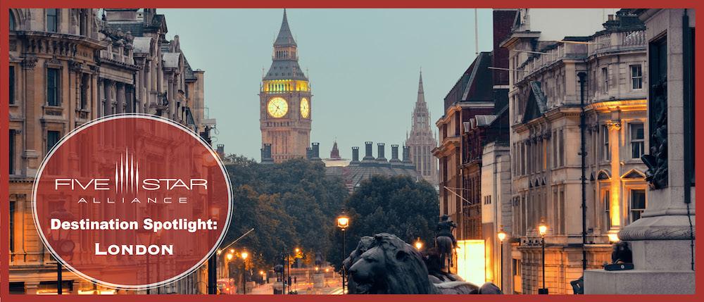 Destination Spotlight: London