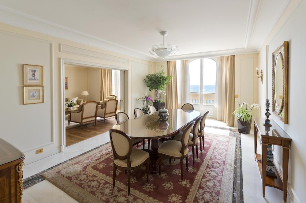 Sean Connery Suite at the InterContinental Carlton Cannes
