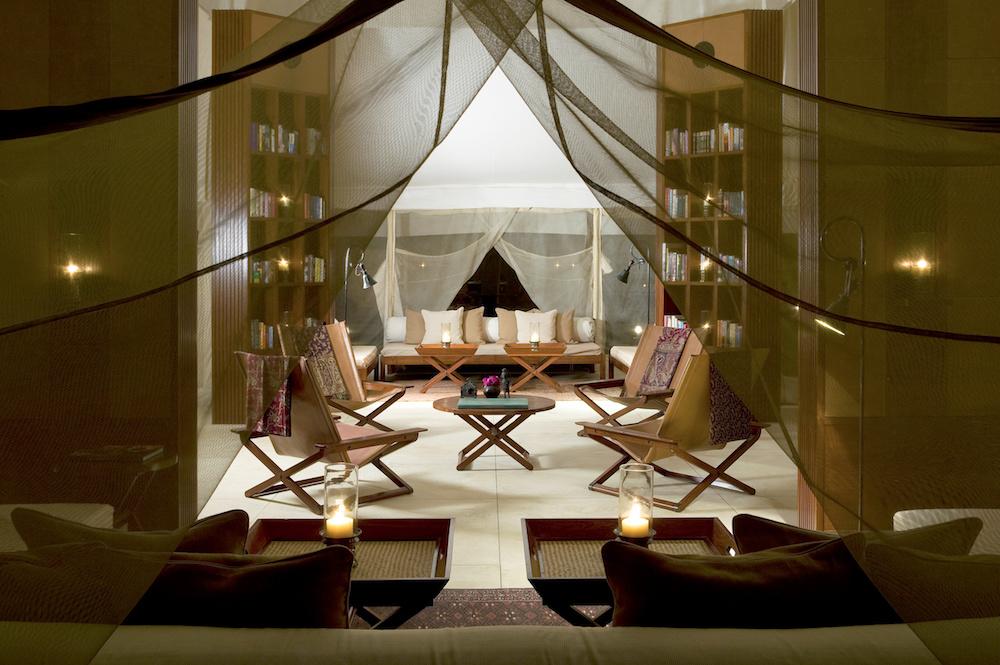 Aman-i-Khas Dining Tent
