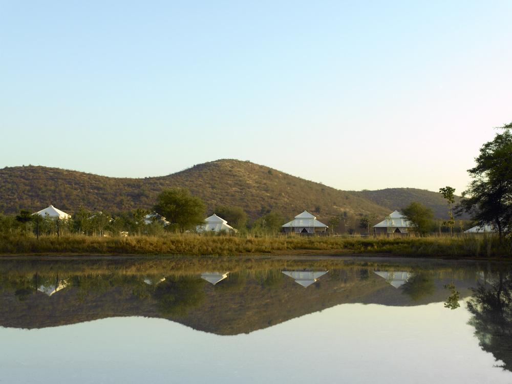 Exterior of Aman-i-Khas