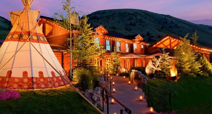 Rustic Inn Creekside Resort and
