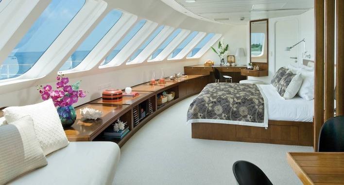 Four Seasons Explorer Yacht Suit