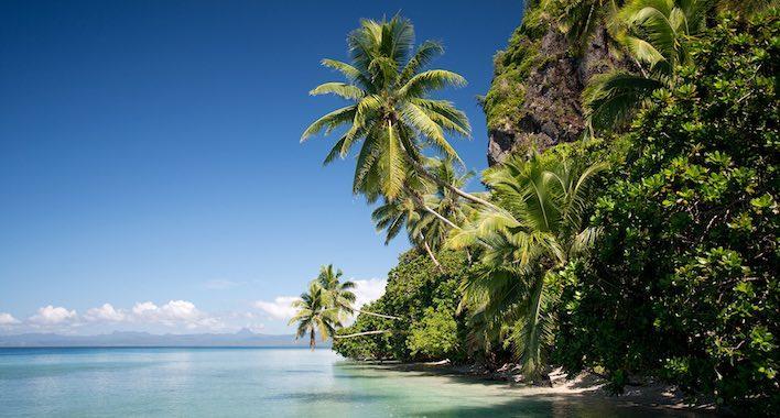 Emaho Sekawa Resort Palm Beach