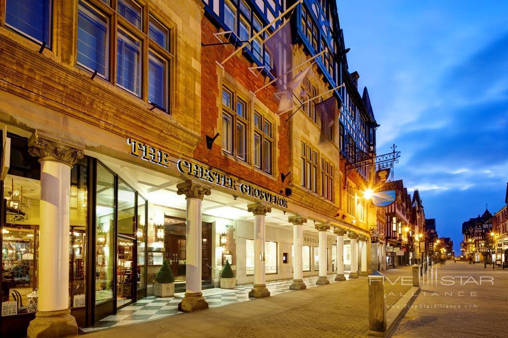 The Chester Grosvenor Hotel and Spa, Chester, United Kingdom
