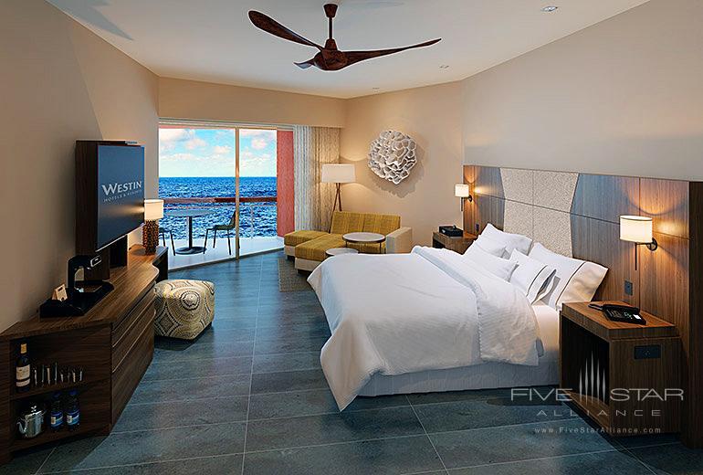 Guest Room at The Westin Resort and Spa Los Cabos, Los Cabos, Mexico