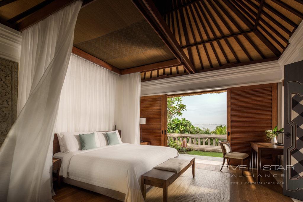 Guest Room at Four Seasons Bali Jimbaran Bay, Bali, Indonesia
