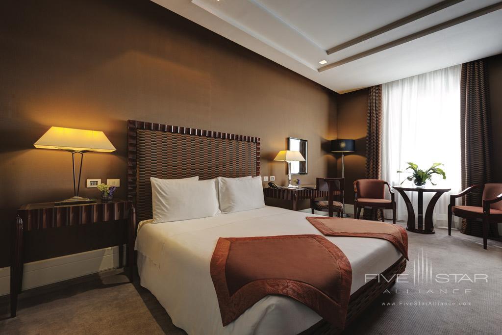 Guest Room at Grand Hotel Via Veneto, Rome, Lazio, Italy
