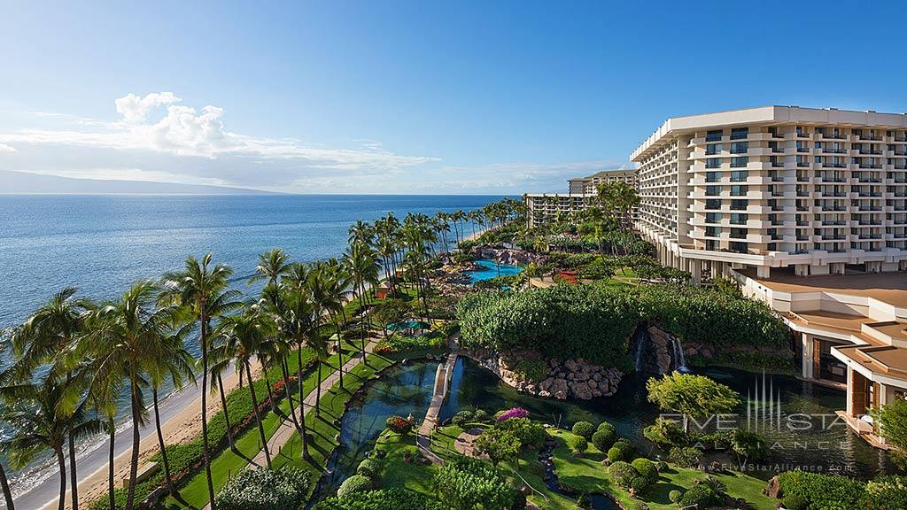 Hyatt Regency Maui Resort And Spa, Kaanapali, HI