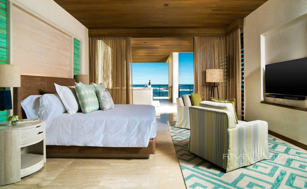 Master Guest Room at Chileno Bay Resort & Residences, Cabo San Lucas, B.C.S., Mexico