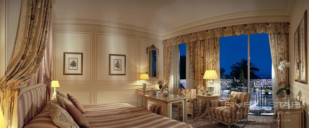 Royal Suite Guest Room at Olissippo Lapa Palace, Lisbon, Portugal
