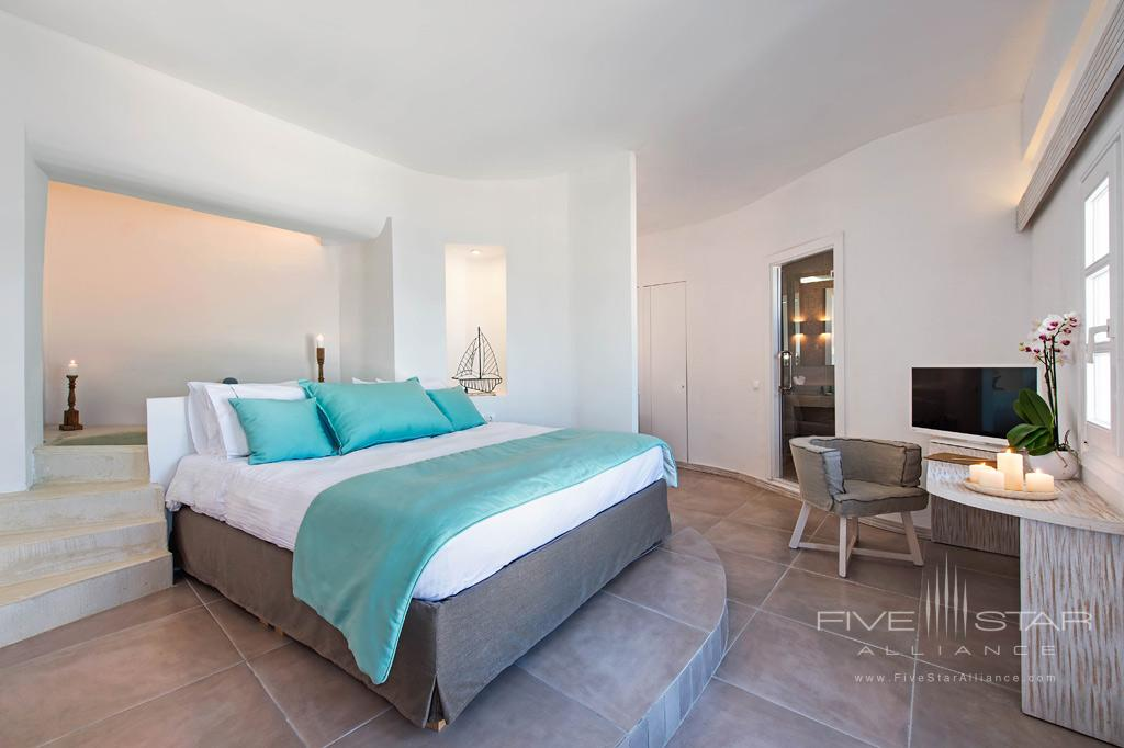 Guest Room at Athina Luxury Suites, Greece