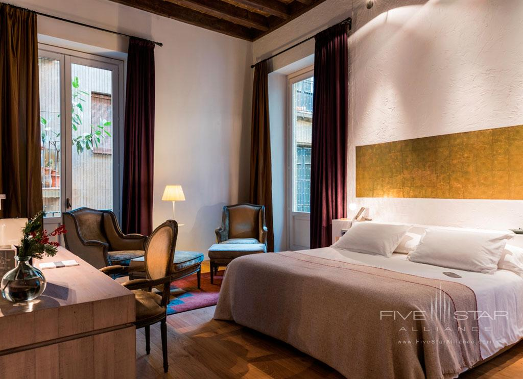 Junior Suite at Neri Hotel, Barcelona, Spain