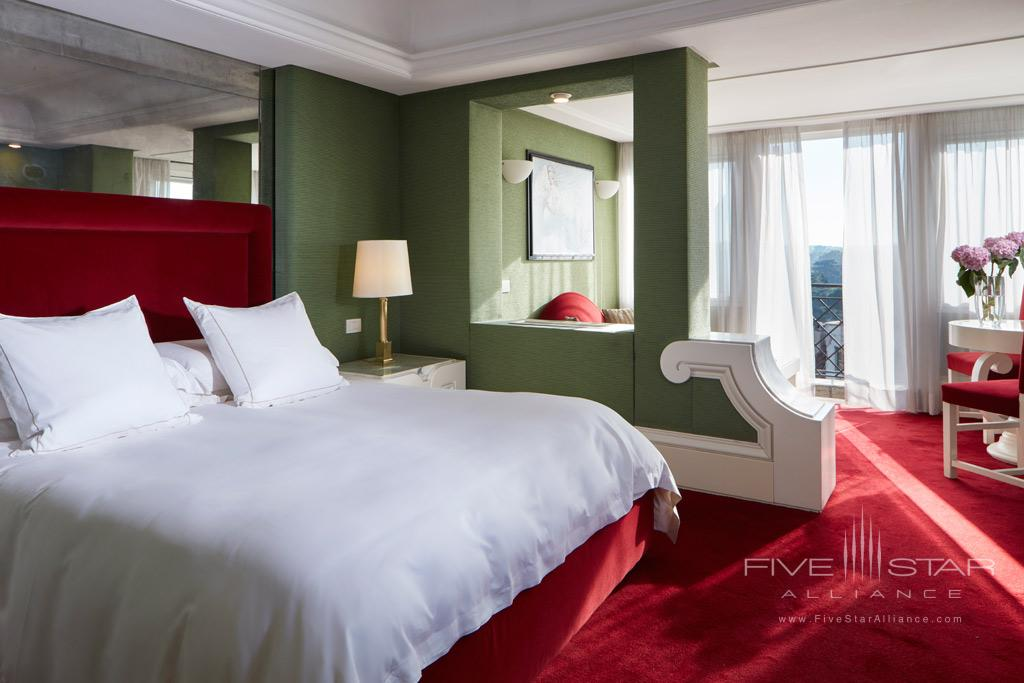 Rooftop Terrace Suite at Hotel Lord Byron, Rome, Italy