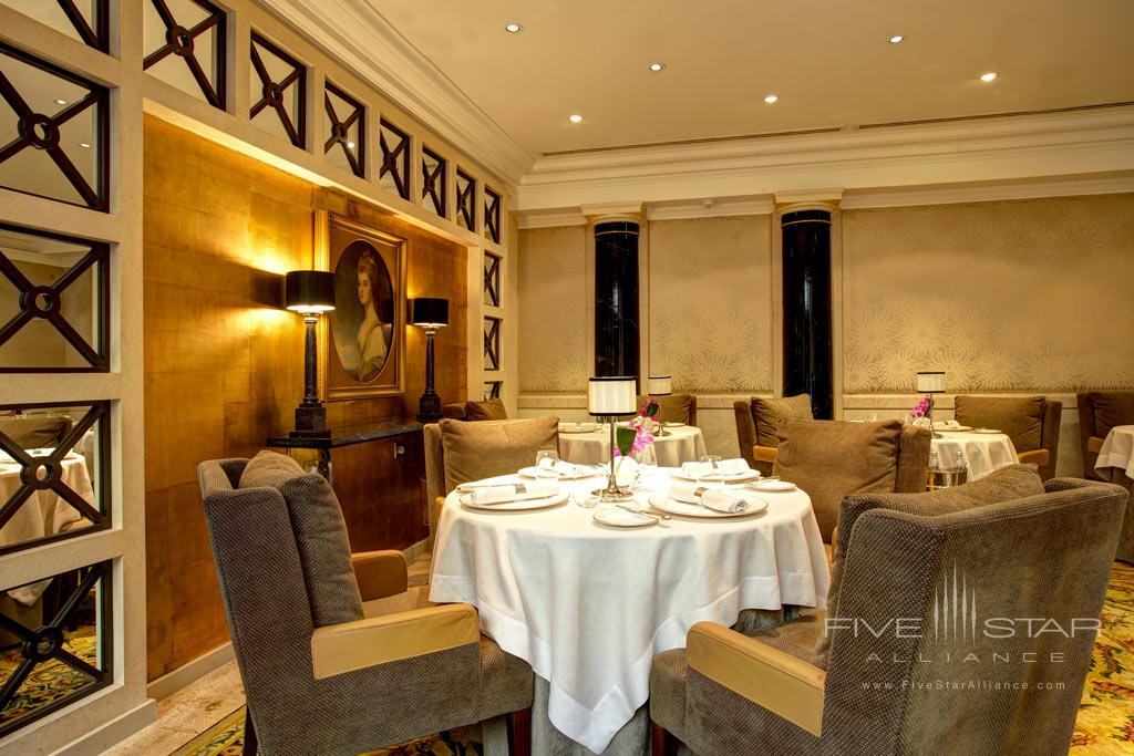 Dine In Comfort at The Chester Grosvenor Hotel and Spa, Chester, United Kingdom