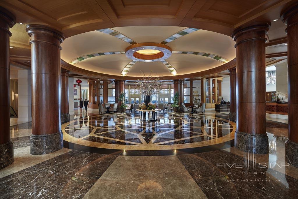 Lobby of Mandarin Oriental Washington, DC, United States