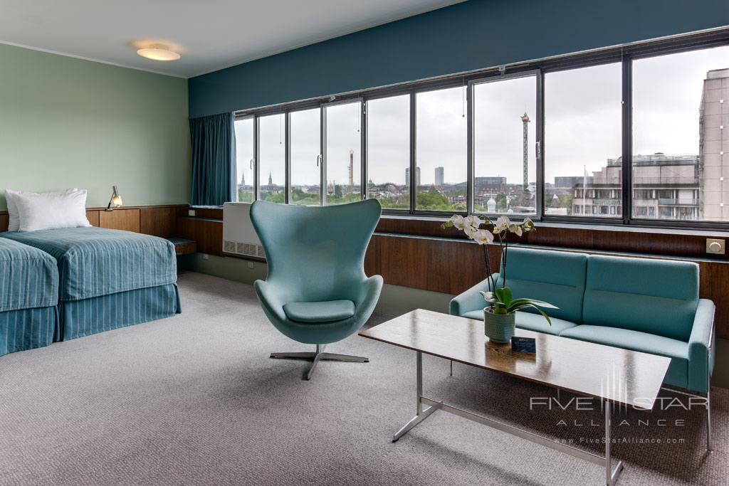 Jacobeson Suite at Radisson Blu Royal Hotel Copenhagen, Denmark
