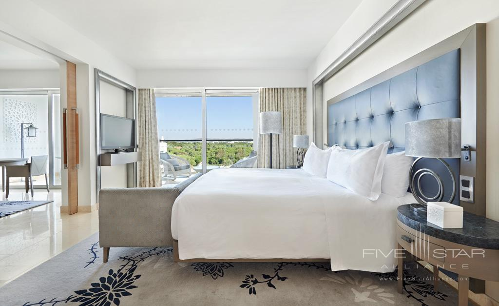 Deluxe Pool View Suite at Conrad Algarve, Algarve, Portugal
