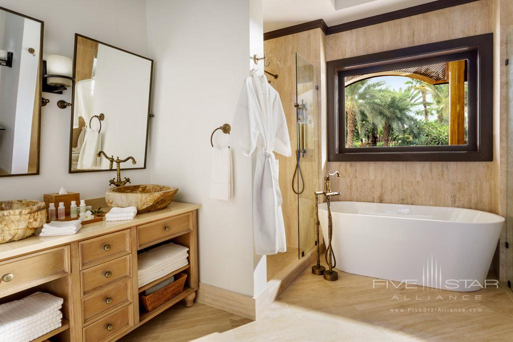 Deluxe Bath at Zemi Beach House Resort & Spa, West Indies, Anguilla