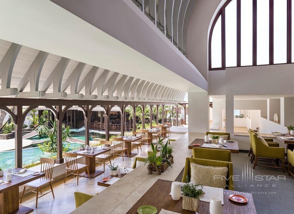 Le Bazar Restaurant at Shangri-La's Le Touessrok Resort, Trou d'Eau Douce, Mauritius