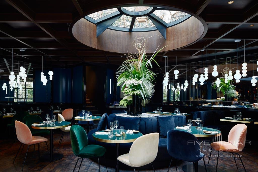 Dine at Le Roch Hotel & Spa, Paris, France